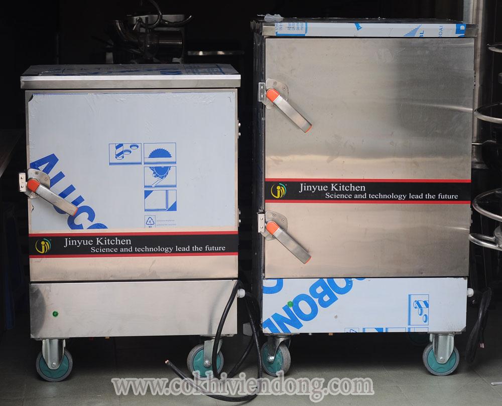 Tủ cơm công nghiệp Trung Quốc dùng điện