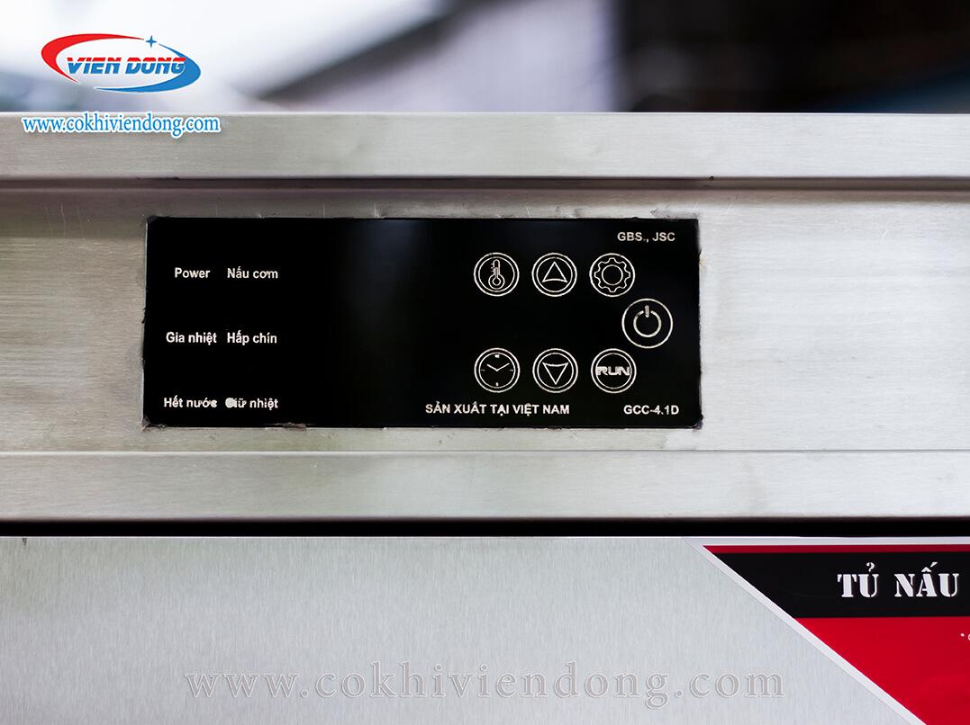 giá tủ nấu cơm bằng điện