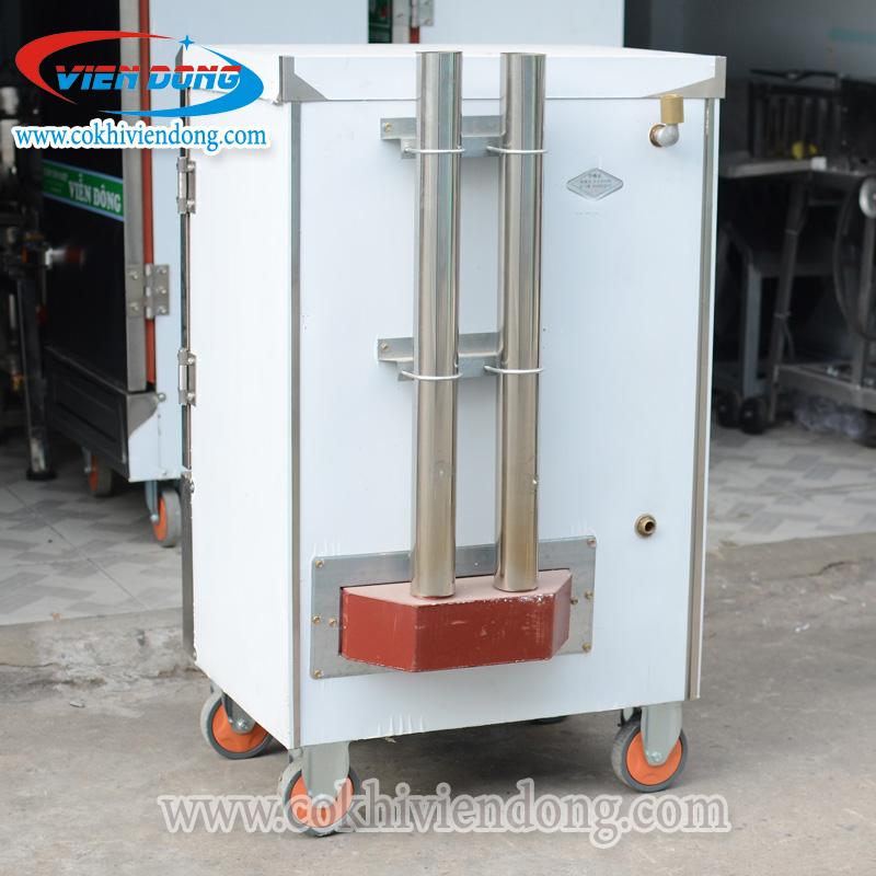 tủ nấu cơm dùng Gas công nghiệp