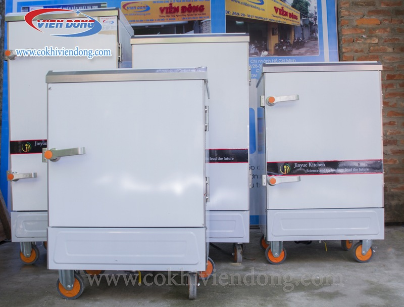 Tủ cơm công nghiệp dùng điện