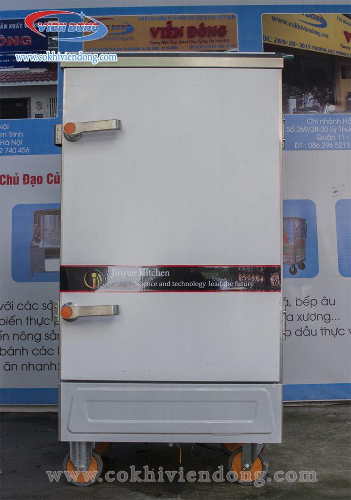 tủ nấu cơm công nghiệp dùng điện