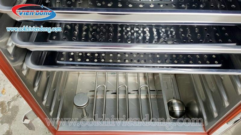 Tủ nấu cơm công nghiệp Viễn Đông