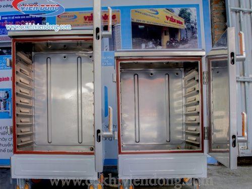 Tủ nấu cơm điện 8 khay