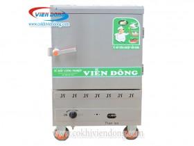 Tủ nấu cơm gas 6 khay Trung Quốc