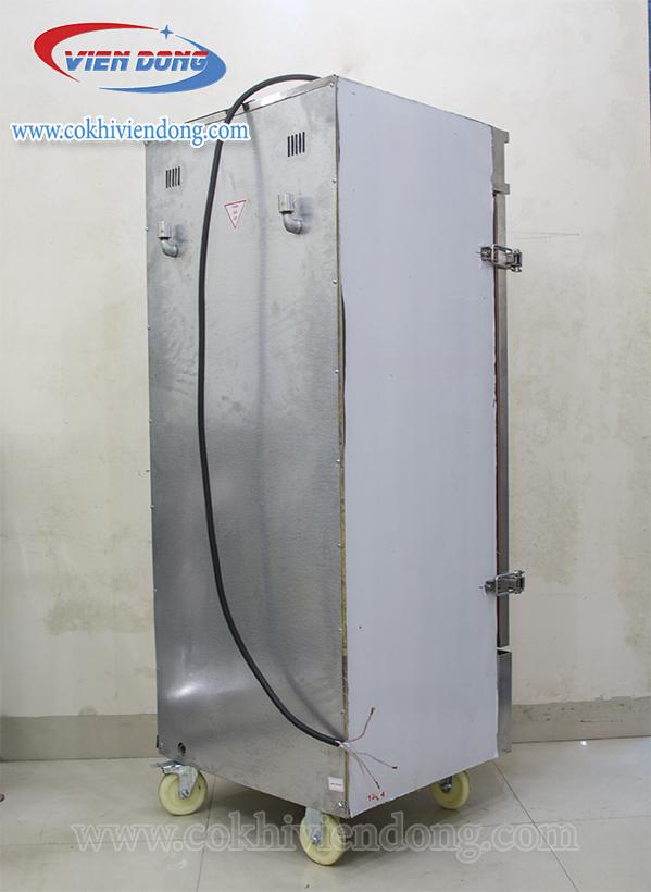 tủ nấu cơm điện gas công nghiệp