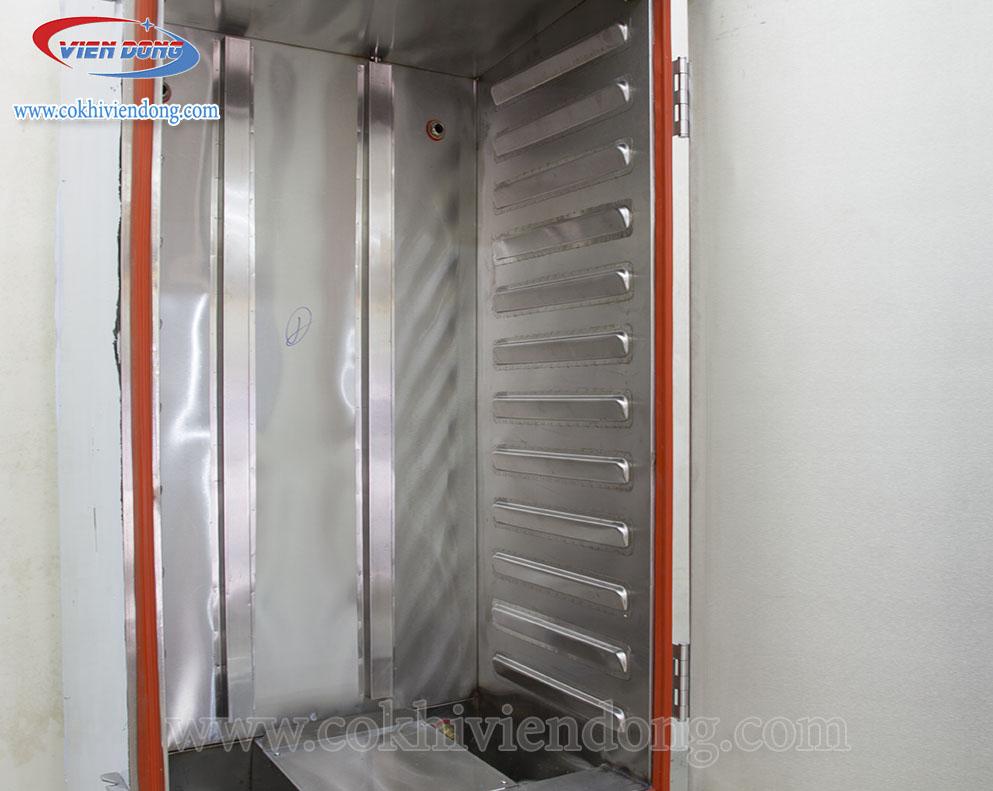 giá tủ nấu cơm công nghiệp Việt Nam