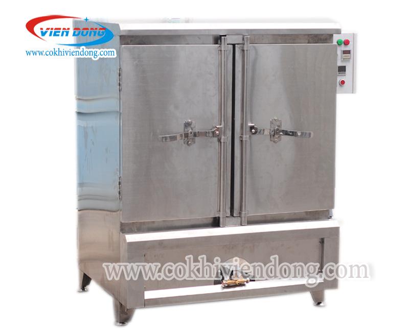 Tủ nấu cơm công nghiệp điện Gas