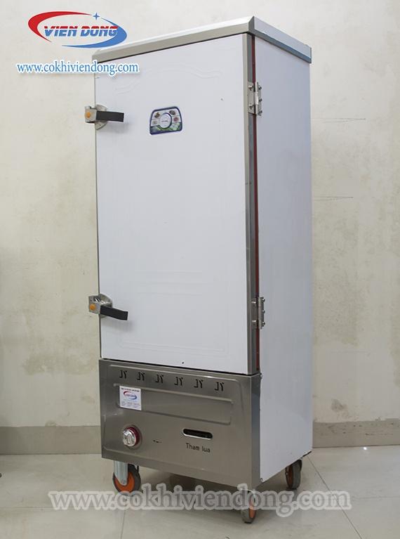 Tủ nấu cơm Gas 10 khay