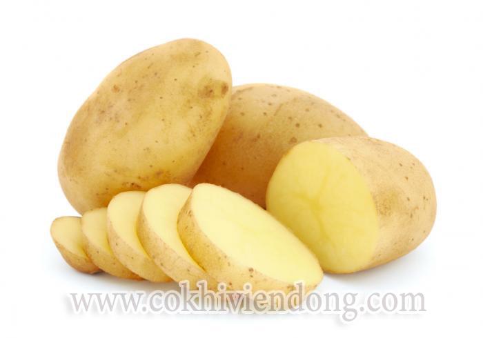 Bánh bao khoai tây