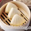 Bánh bao vỏ sò