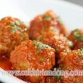 Thịt viên cà chua