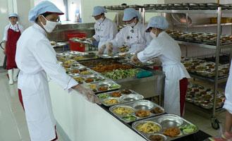 Giải pháp năng suất cho các bếp ăn công nghiệp hiện nay