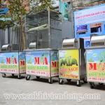 Xe nước mía siêu sạch giá bao nhiêu ?