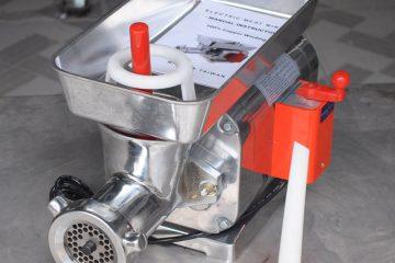 Cách sử dụng máy xay thịt gia đình AKS làm xúc xích