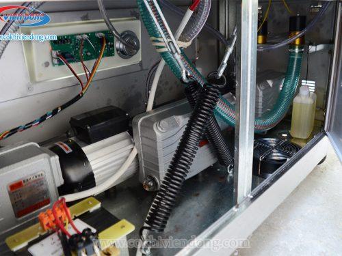 máy hút chân không công nghiệp 2 buồng
