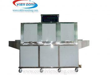 Hướng dẫn sử dụng máy rửa khay đĩa công nghiệp
