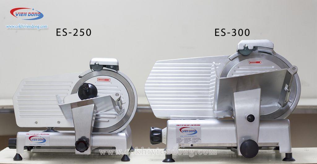 Máy thái thịt đông lạnh ES300