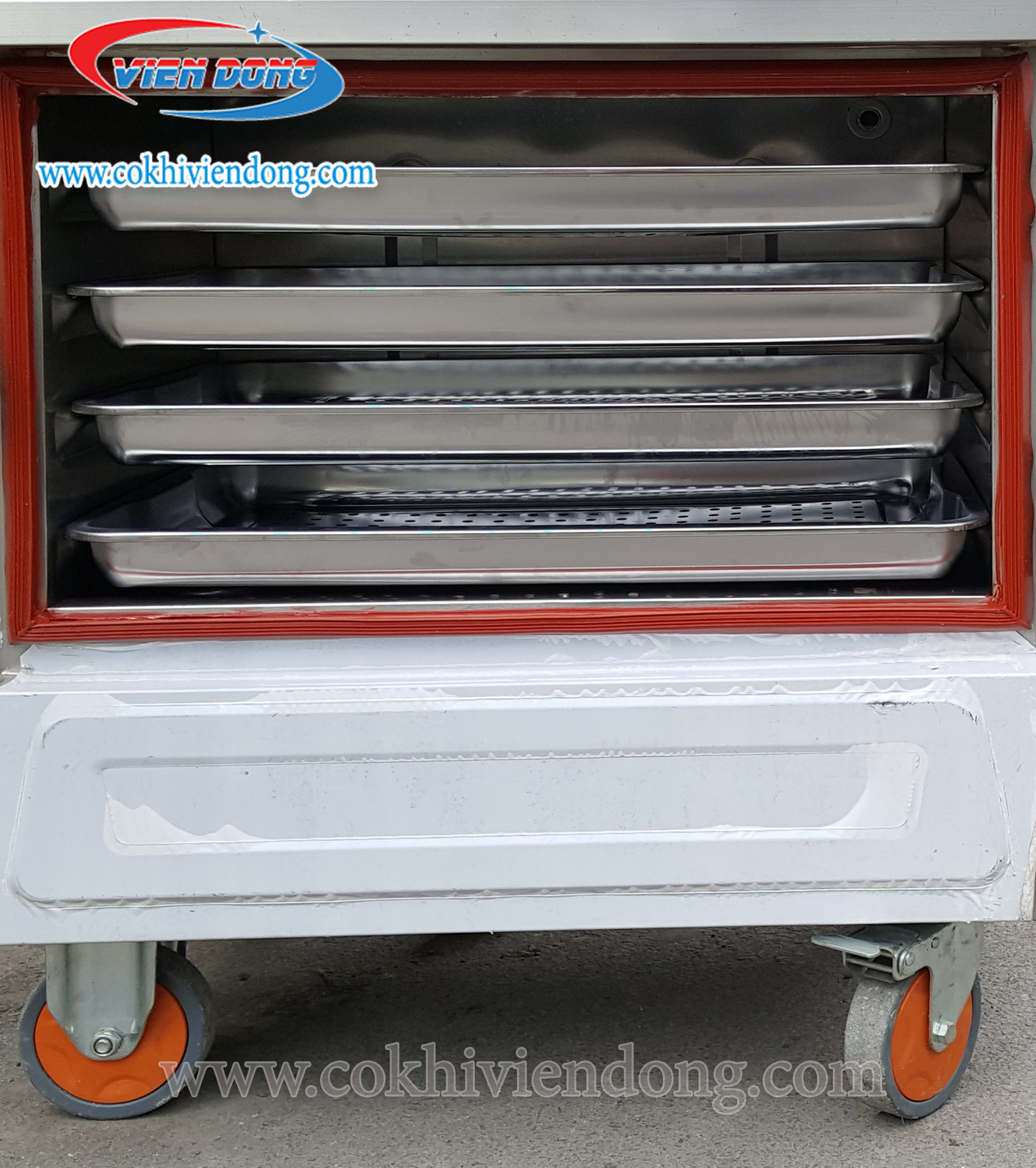 Tủ cơm điện 4 khay