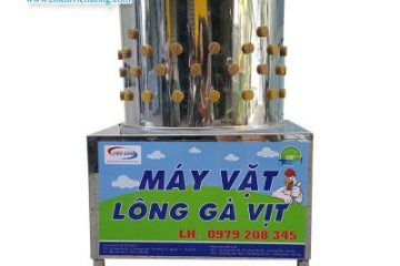 Mua máy vặt lông gà vịt Việt Nam hay Trung Quốc?