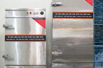 2 mẫu tủ nấu cơm bằng điện bán chạy nhất 2019