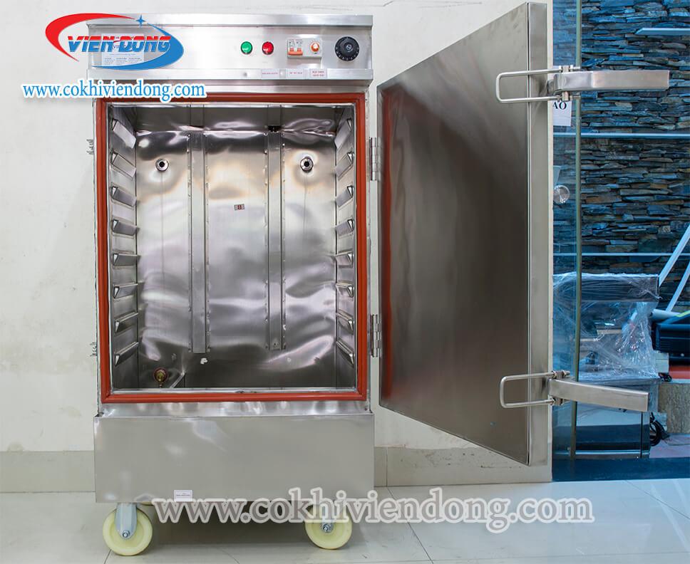 Tủ nấu cơm điện Việt Nam 8 khay