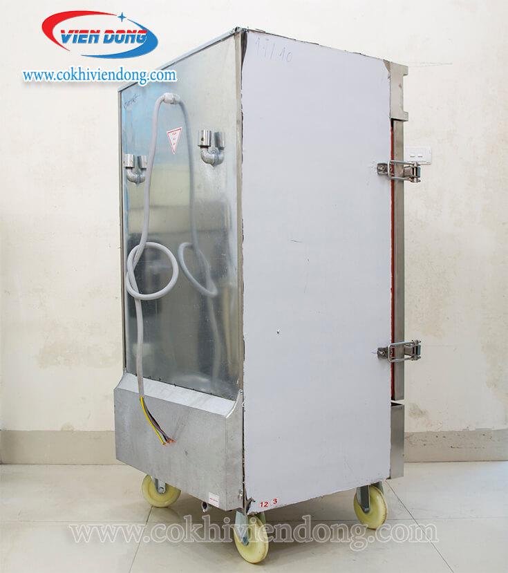 Tủ nấu cơm điện Việt Nam 10 khay