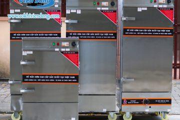 Những lưu ý khi sử dụng máy hấp bánh bao công nghiệp
