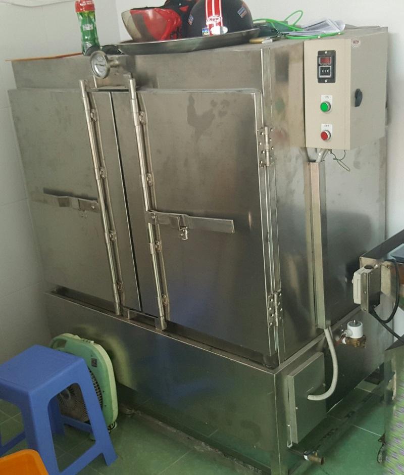 Tủ nấu cơm công nghiệp thanh lý