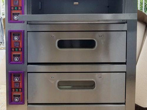 Tủ nấu cơm niêu 3 tầng