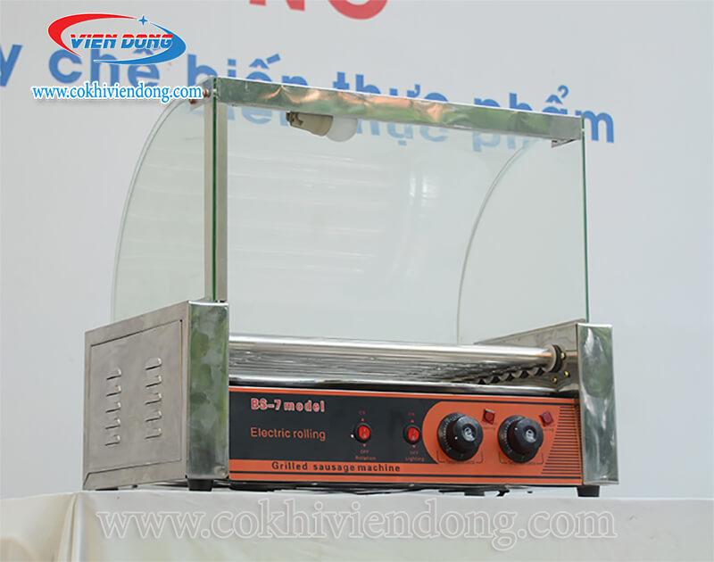 thanh nhiệt máy nướng xúc xich