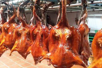 Lu quay gà vịt không khói, an toàn cho món ăn và sức khỏe người sử dụng