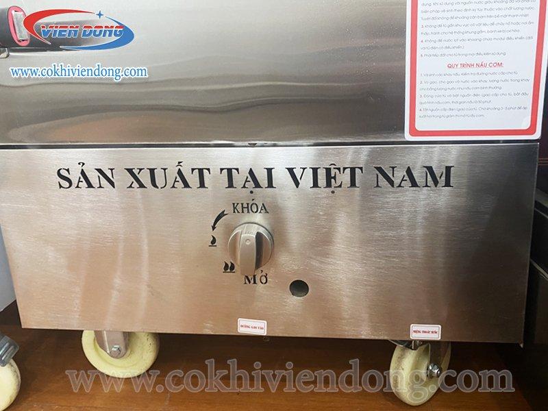 Tủ cơm chạy bằng gas