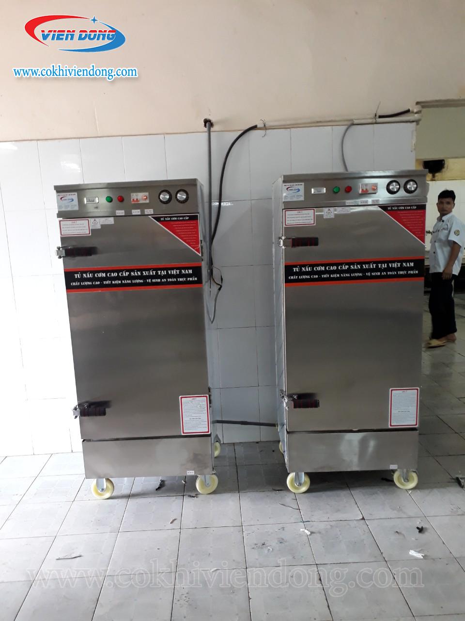 Sử dụng tủ nấu cơm cần thích hợp với nguồn điện
