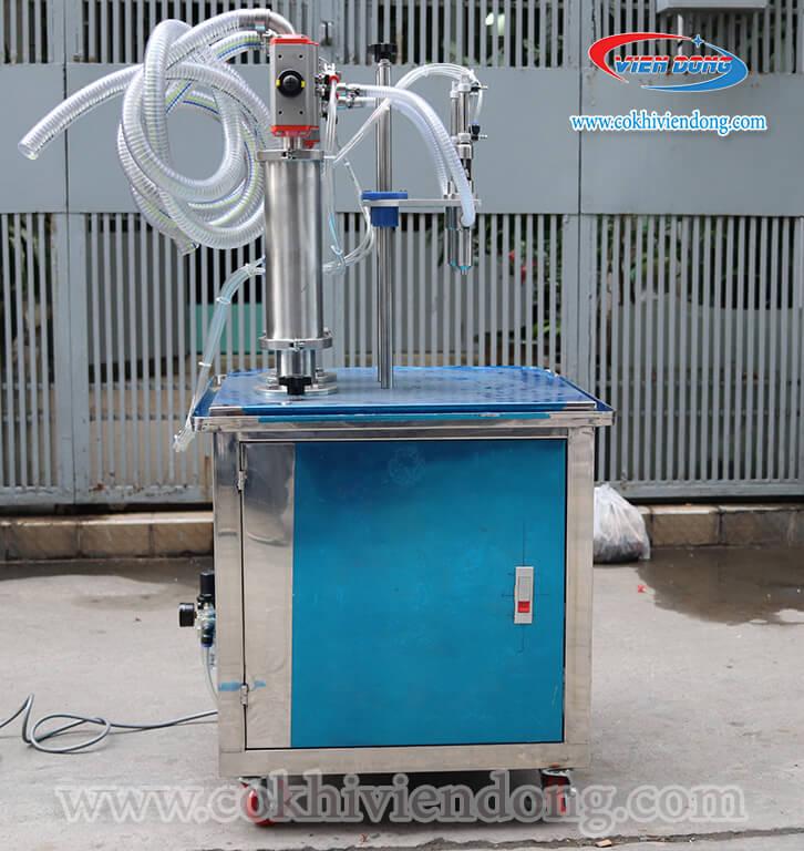 máy chiết rót chất lỏng