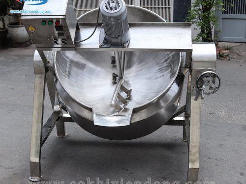 máy xào nhân bánh trung thu