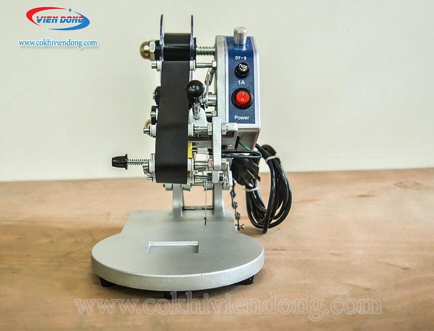 máy in phun ngày sản xuất hạn sử dụng Viễn Đông
