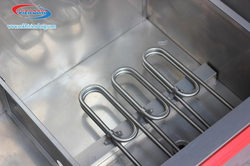 Thanh nhiệt tủ nấu cơm là gì?