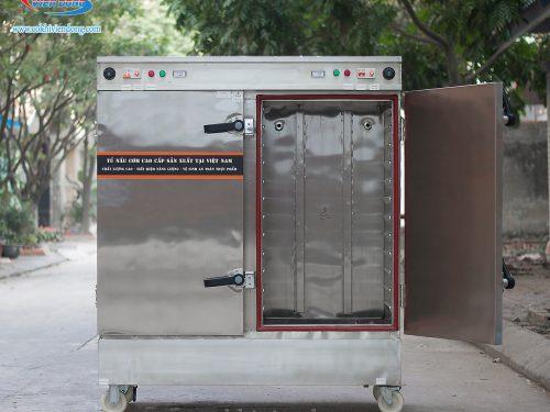 Có những loại tủ hấp bánh bao nào trên thị trường?