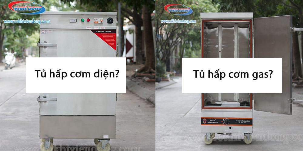 tiêu chí chọn tủ hấp cơm chất lượng tốt