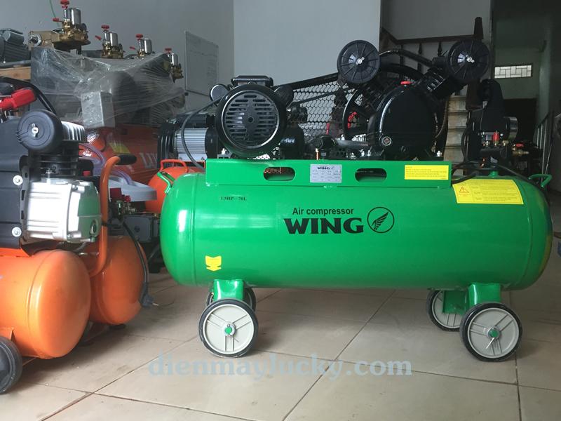 máy nén khí cho tiệm sửa xe máy