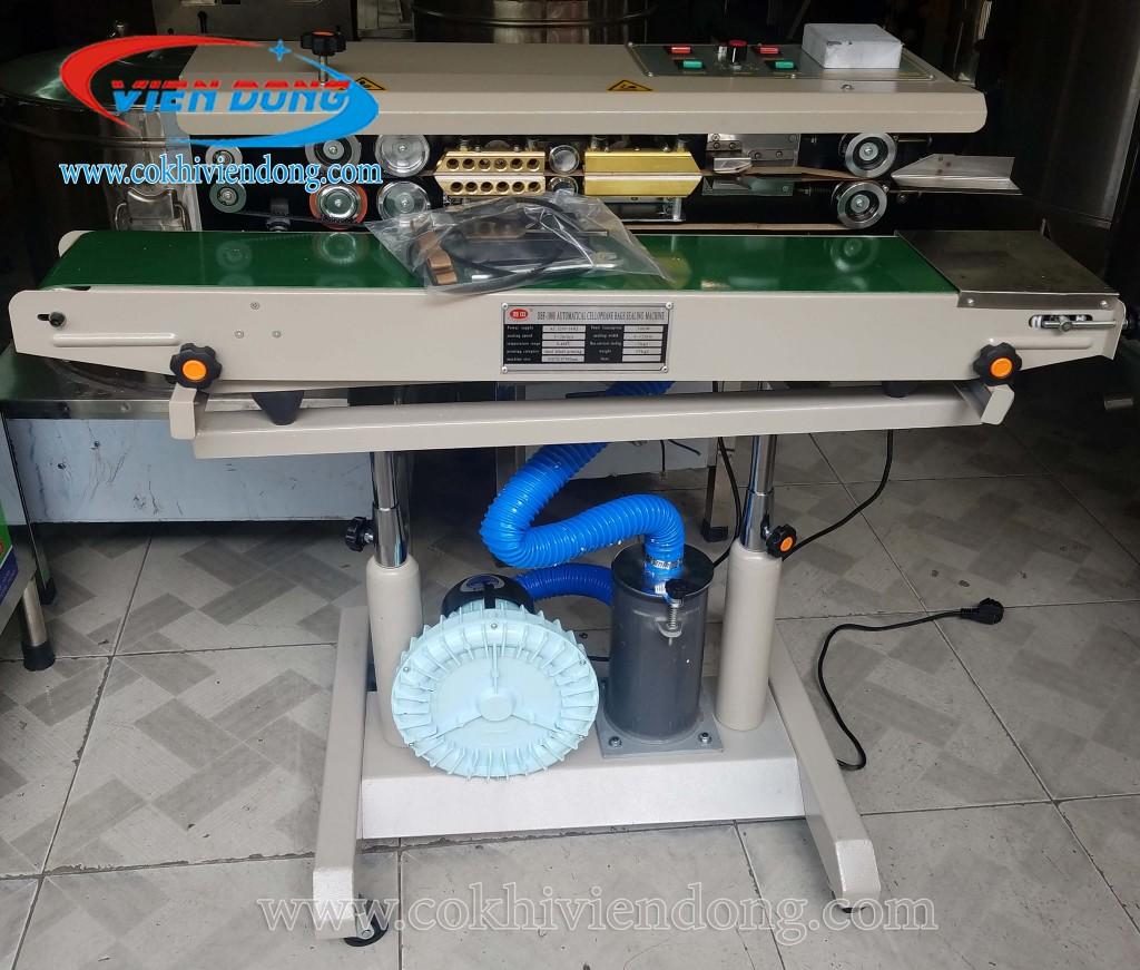 Máy hàn miệng túi công nghiệp RFD 1000