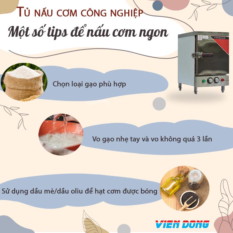 cách nấu cơm ngon